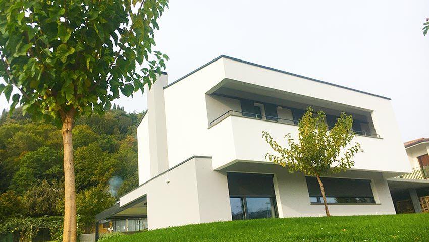 Costruzione casa a Udine