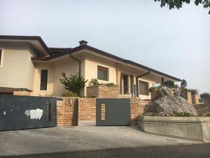 Villa panoramica a Buja