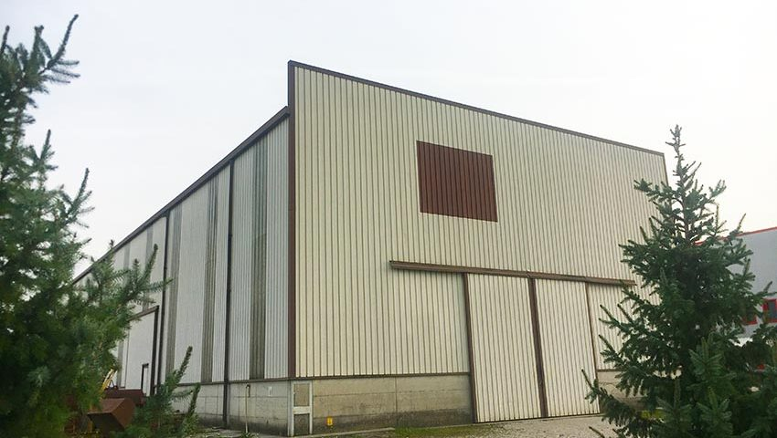 costruzione capannoni gemonesese